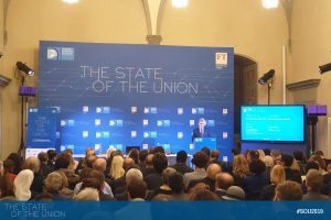 EUI President Renaud Dehousse welcome speech