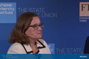 Ana Paula Zacarias (Secretary of State for European Affairs, Portugal)