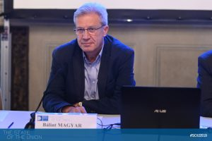 Bálint Magyar (Sociologist and Senior Core Fellow, Institute for Advanced Study, Central European University)