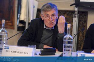 Béla Greskovits (Professor, Central European University and EUI)