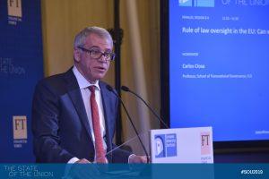 Carlos Closa (Professor, School of Transnational Governance, EUI)