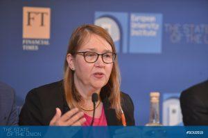 Ellen Immergut (Professor of Political Sciences, EUI)