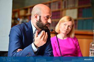 Mario Pagano (Researcher and Coordinator, Engaged Academics, EUI)