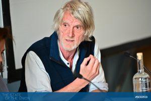 Philippe Van Parijs (Professor of Philosophy, UC Louvain, and Robert Schuman Fellow, RSCAS, EUI)