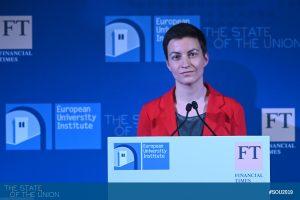 Ska Keller (lead candidate European Greens Party)