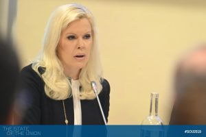 Sonya Walkila (Senior Adviser, Legislative Affairs, Ministry of Justice, Finland)