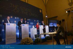 Spitzenkandidaten Debate 2