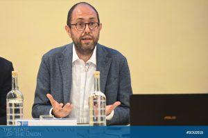 Tommaso Nannicini (Member of the Italian Senate and Professor Bocconi University)