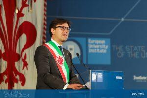 Dario Nardella (Major of Florence) speech