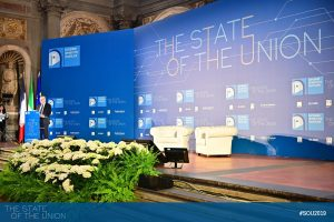 High Level Address Jean-Yves Le Drian (Minister of Europe and Foreign Affairs, France)