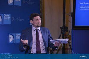 Alexandre Stutzmann (Director for Committees, Directorate-General External Policies, EU Parliament)