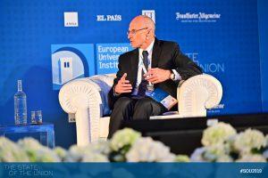 Andrea Enria (Chair, Supervisory Board, European Central Bank)