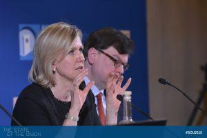 Ann Mettler (Director-General, European Political Strategy Centre, EU Commission)