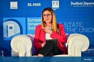 Chiara De Felice (EU Economic Correspondent, ANSA)