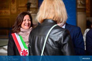 Cristina Giachi (Deputy Major of Florence)