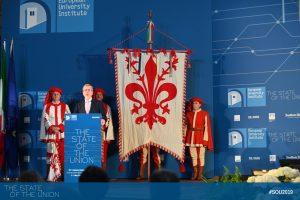 EUI President Dehousse speech