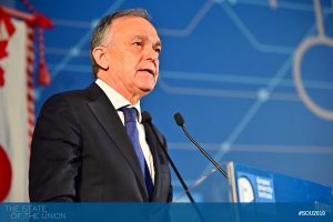 Enrico Rossi (President, Tuscany Region) speech