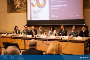 FdE- How should education approach the European project in a rapidly changing world – 30 years of Jean Monnet Activities