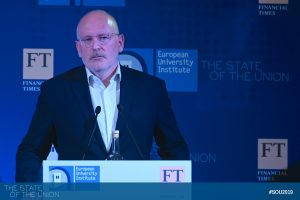 Frans Timmermans (lead candidate Party of European Socialists)