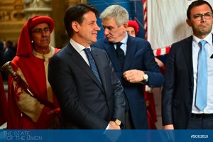 Giuseppe Conte (Prime Minister of Italy)