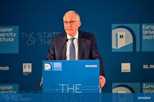 John Frank (Vice-President for EU Government Affairs, Microsoft)