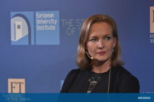 Marietje Schaake (Member of the European Parliament, Committee on Foreign Affairs)