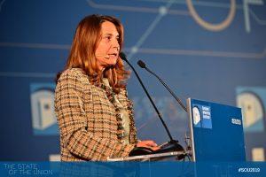 Roula Khalaf (Deputy Editor, Financial Times)