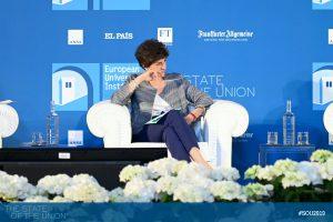 Sylvie Goulard (Deputy Governor, Bank of France)